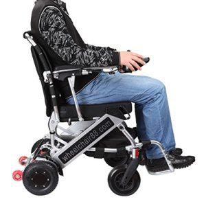 meilleur fauteuil roulant électrique