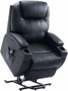 homcom fauteuil releveur