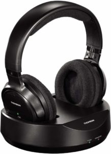 casque audio senior Thomson WHP3001BK