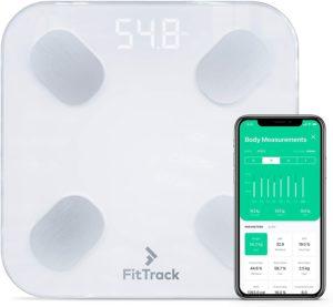 pèse personne électronique Fit Track