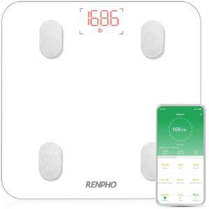 pèse personne électronique Renpho