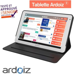 tablette tactile senior Ardoiz 2